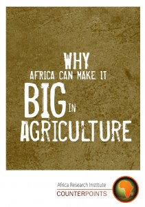 Why Africa can make it big cover