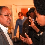 Launch of After Borama, Somaliland parliament, Farah Jirdeh