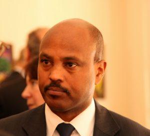 Mohamed Omar, Somaliland Foreign Minister