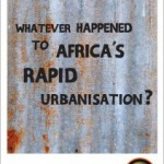 "Launch of ""Whatever happened to Africa's rapid urbanisation?"""