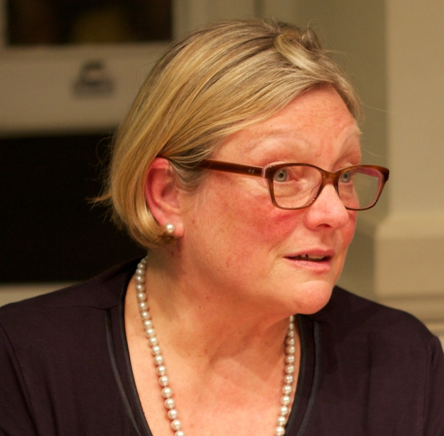 Jo Beall, British Council