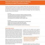 Tanzania and Senegal: Inside the Machine