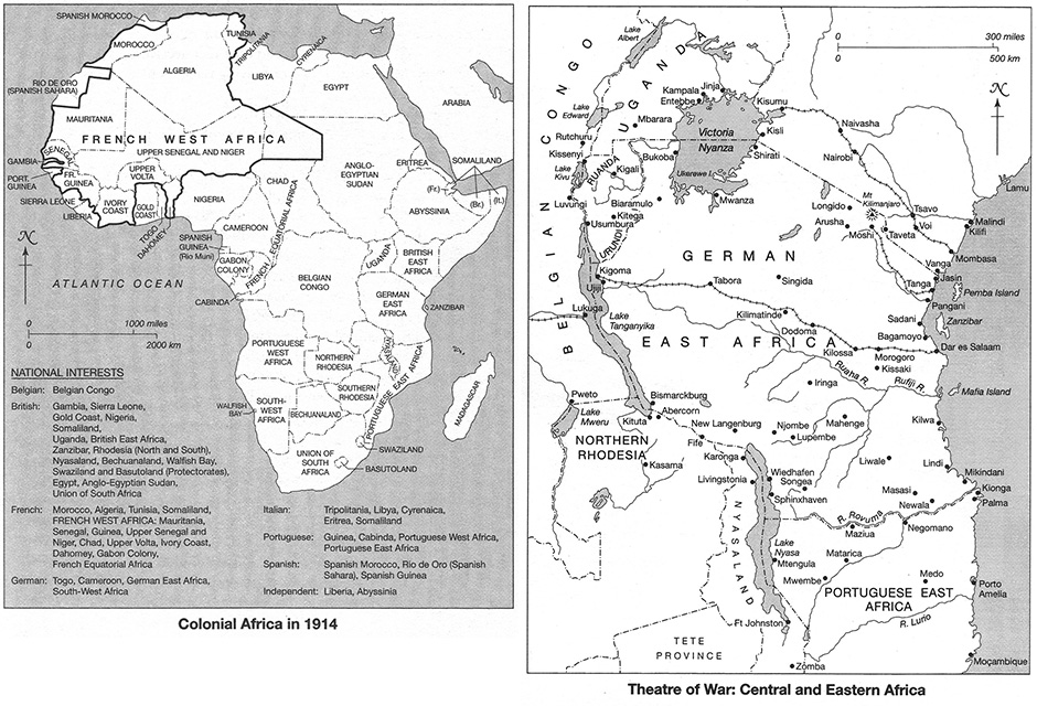 africa-ww1-maps