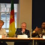 Participate: Edward Paice, David Satterthwaite, Jules Dumas Nguebou