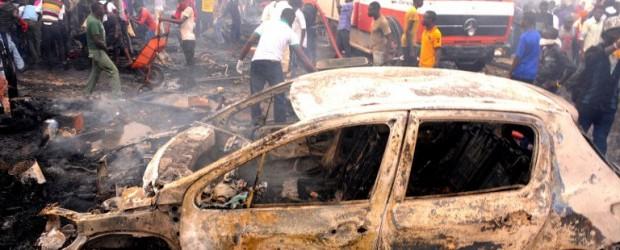 Nigeria Jos bomb