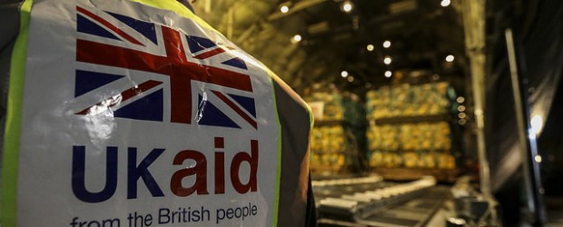 uk aid dfid delivery