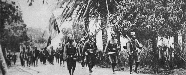 World War One in Africa