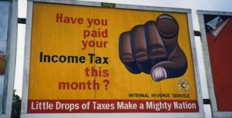tax sustainable development goals