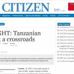 The Citizen, 17 December 2014