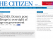 ARI blog article Donors and Dodoma featured in Tanzania daily, the Citizen