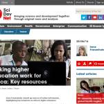 SciDev.Net, 25 June 2014