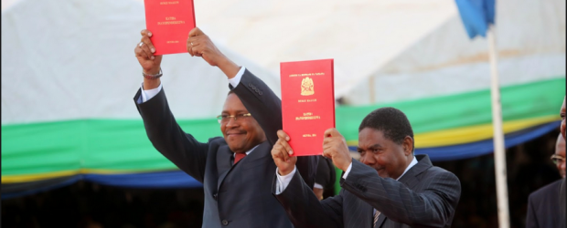 Constitutional Reform Timeline Nyerere Kikwete