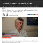 International Business Times, 6 February 2015