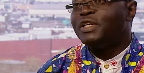 Father Anselm Adodo appearing on Arise News in April 2015