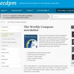 ECDPM's Weekly Compass, 29 May 2015