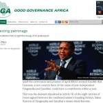 Good Governance Africa, 1 June 2015