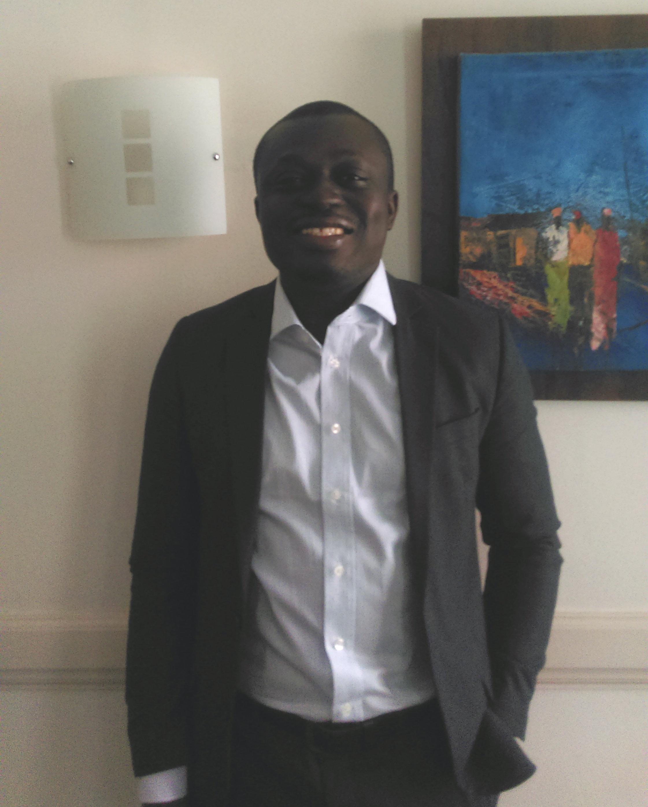 Oluseun Onigbinde, founder of BudgIT