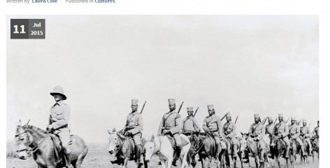 ARI director Edward Paice was interviewed for Geographical Magazine on World War 1 in East Africa