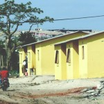 Views of suburban Luanda: the move from an informal settlement to social housing
