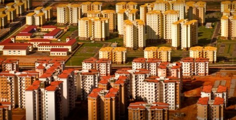 Nova Cidade de Kilamba, Kilamba New City is a large housing development 30 km from Luanda, Angola