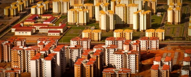 Nova Cidade de Kilamba, Kilamba New City is a large housing development 30 km from Luanda, Angola