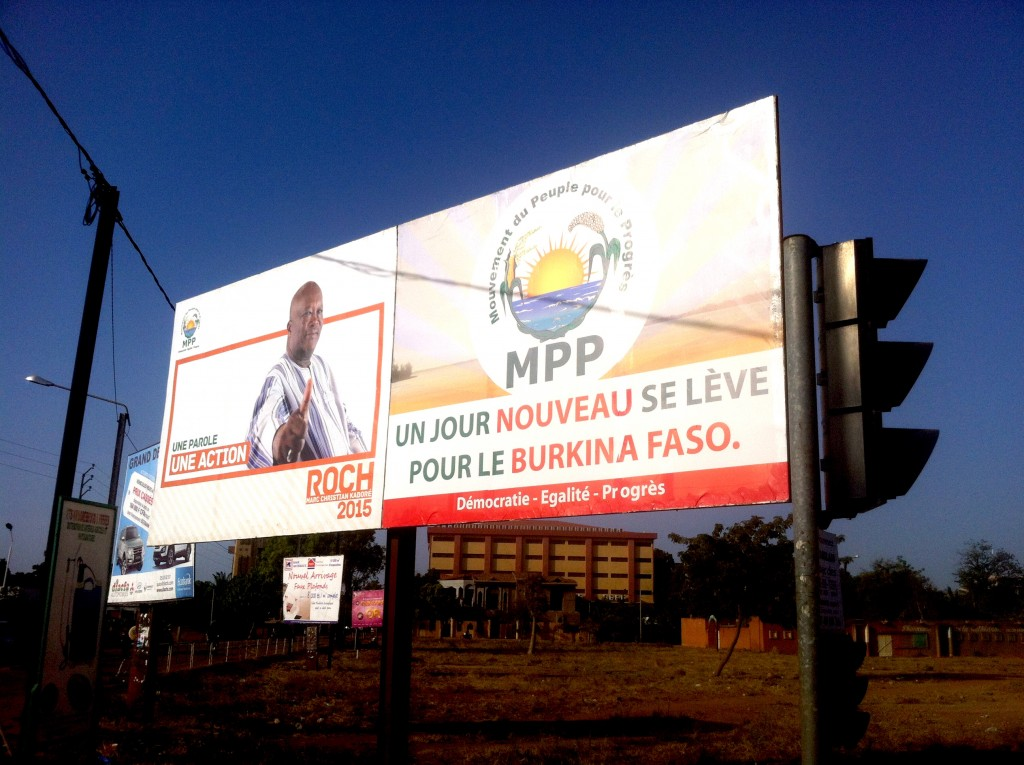 Burkina Faso election Eloise Bertrand Africa Research Institute