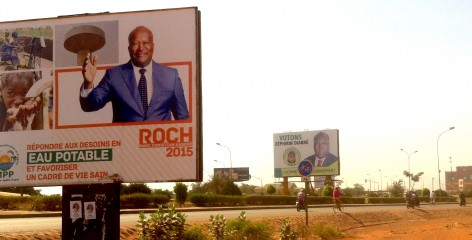 Burkina Faso elections Eloise Bertrand Africa Research Institute