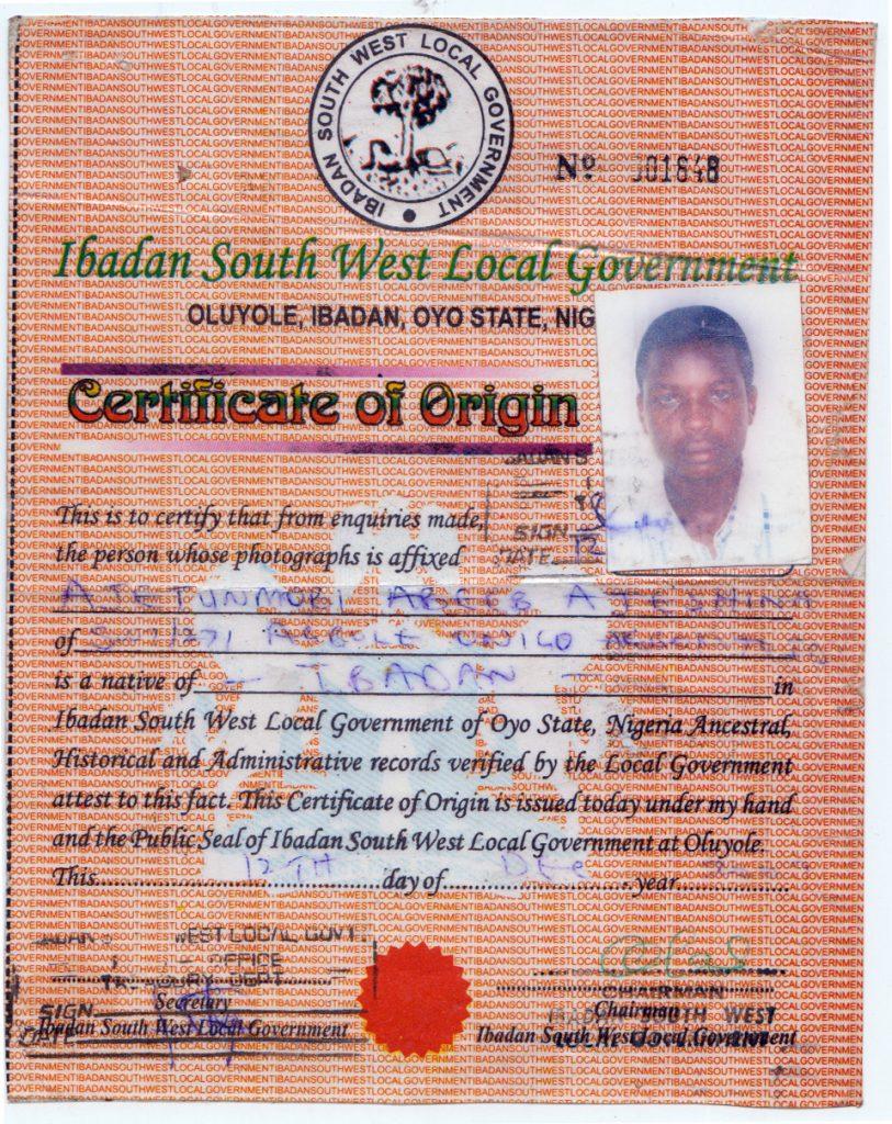 state-of-origin-certificate