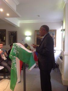 ARI Somaliland event