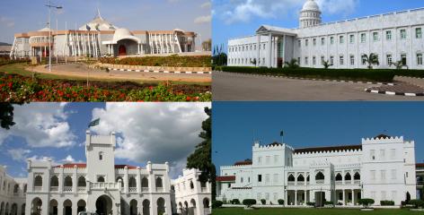 Tanzania Zanzibar bunge collage